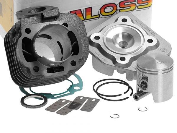 Zylinder Malossi Sport 70ccm Aprilia Beta CPI MBK Yamaha 50 2T AC
