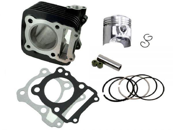 150ccm 62mm Sport Zylinder Suzuki EN125 GS GN GZ DR TU 125 4 Takt AC