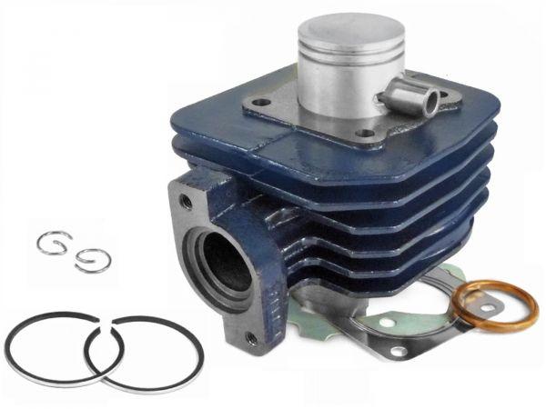 Zylinder 50ccm Sport Blue Line Peugeot Speedfight3 Vivacity liegend AC