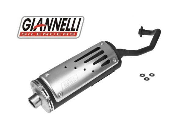 Sportauspuff Giannelli Freeway KYMCO PEOPLE 250 03-05 B5 4T LC