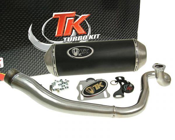 Auspuff Turbo Kit TK GMax Sport Vento Strada Phantom 125 4 Takt 4T