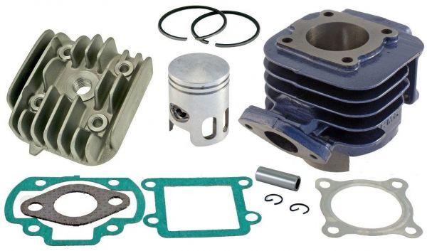 Zylinder Kit 50ccm Sport Blue-Line Aprilia MBK Yamaha 50 stehend AC 2T