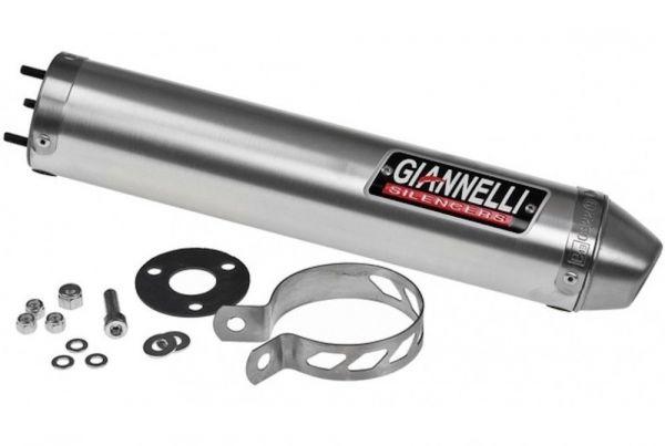 Endschalldämpfer Giannelli ALU APRILIA RS TUONO Replica Rotax 125 2T
