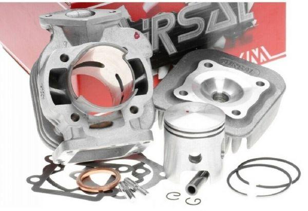 Airsal Sport ALU 70ccm Zylinder Aprilia Minarelli Yamaha stehend AC