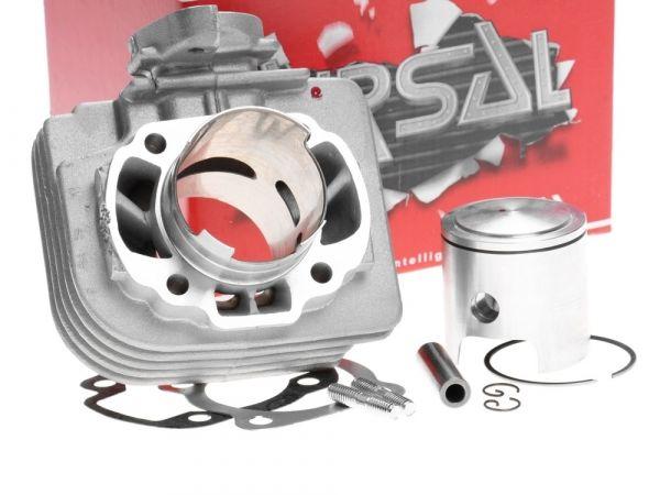 Airsal Sport 70ccm Zylinder Hyosung SB Cab Gamma SD SF 50 mit KAT