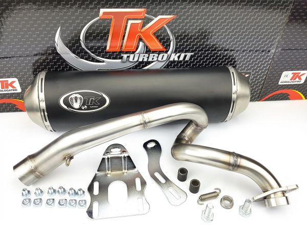 Turbo Kit GMax Sport Auspuff Yamaha Majesty YP250 4UC 5GM SJ 250 4T LC