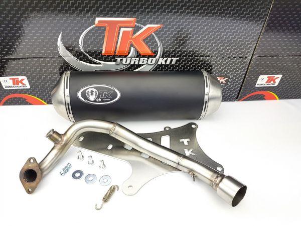 Turbo Kit GMax Auspuff Daelim NS Otello DLX III S1 S2 SG125F 125 4T