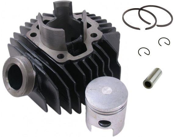 Zylinder 50ccm 40mm für Yamaha FS1 Mokick 50 AC 2T T