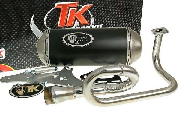 Turbo Kit GMax Auspuff Baotian Benzhou REX 139QMB/QMA GY6 China 50 4T