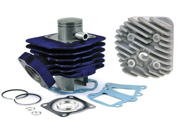 50ccm Carenzi Sport Zylinder + Kopf Peugeot Speedfight 1 2 TKR Elystar