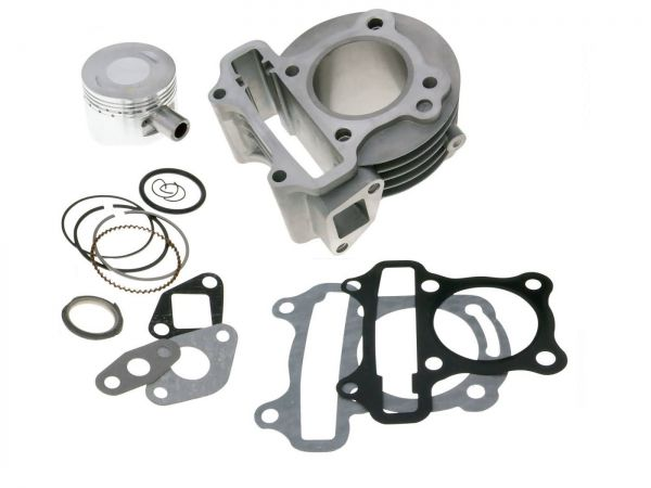 Zylinder Kit Sport 72ccm DAFIER Flex Tech 139QMB/QMA GY6 China 50 4T