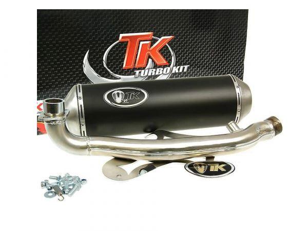 Turbo Kit GMax Maxi Sport Auspuff Kymco K-XCT 300i SK60BA ab 2013 4T