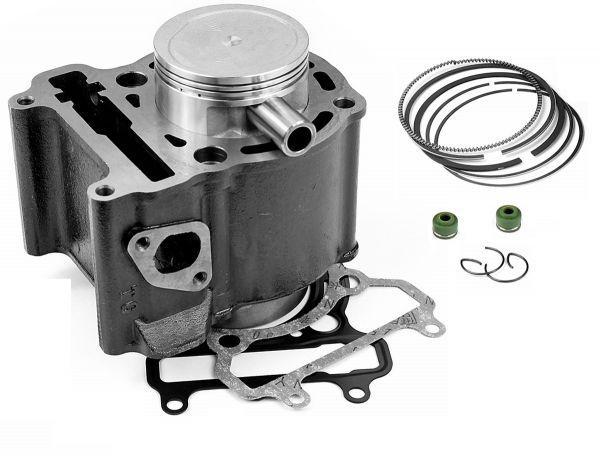 Zylinder 250ccm Aprilia Benelli Italjet Yamaha Majesty XCITY 250 4T LC