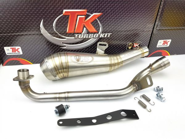 Auspuff Turbo Kit ROAD GP Sport Honda MSX 125 Grom 4T Auspuffanlage
