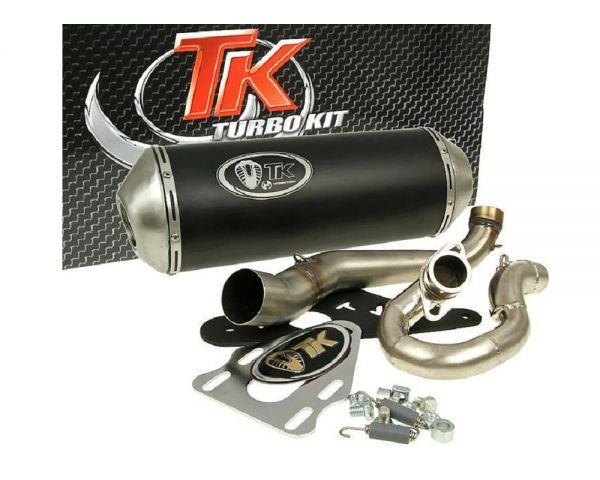 Turbo Kit GMax Sport Auspuff Suzuki Epicuro UC 125 UC125 4T 99-02
