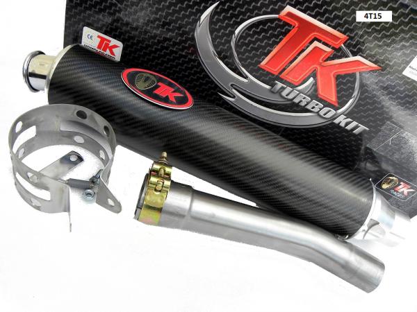 Turbo Kit Road Sport Auspuff HONDA CBR 900i 2002 2003 4T Auspuffanlage