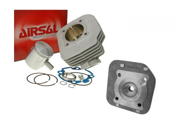 Zylinder Airsal Alu Sport 125ccm Peugeot Elyseo Speedfight 100cc AC 2T