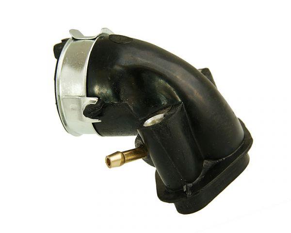 Ansaugkrümmer für alle GY6 50ccm Motoren 139QMB/QMA Standard