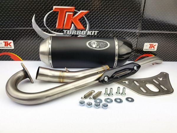 Turbo Kit Sport Carbon Auspuff Kymco KXR MXU Maxxer Mongoose 250 300