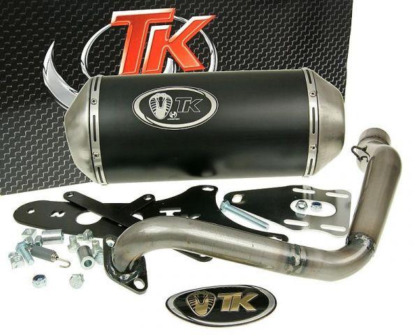 Sport-Auspuff Turbo Kit GMax 4T Lance Puma Roketa Znen TNG GY6 125 150