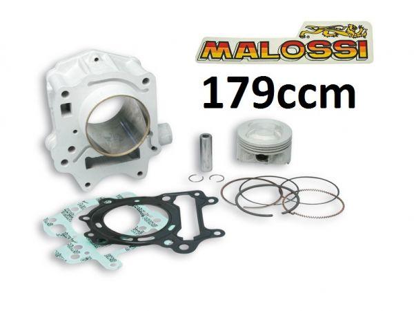 Zylinder Malossi Alu 179ccm Aprilia Leonardo Scarabeo ROTAX 125 4T LC