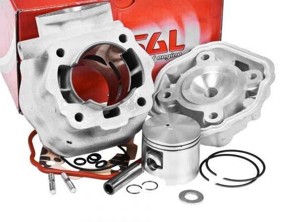 Airsal ALU Racing 77ccm Zylinder Derbi GPR Senda Gilera EBS/EBE 50