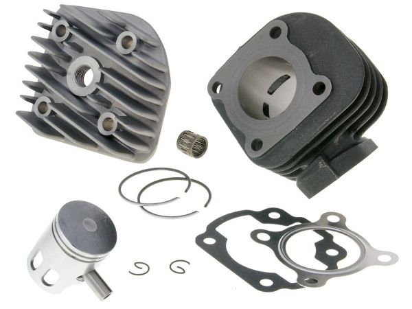 Zylinder 50ccm Adly Aprilia CPI REX Mawi Yamaha 10mm Minarelli AC