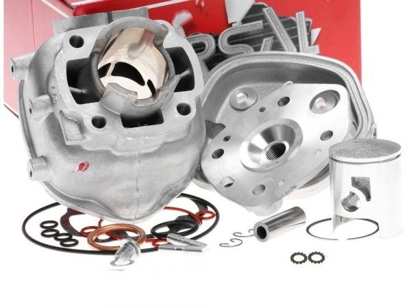 50ccm Airsal ALU Sport Zylinder für CPI GTR 50 LC 2T wassergekühlt
