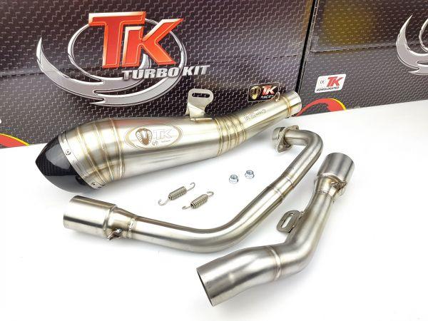 Turbo Kit ROAD GP H3 Sport Auspuff Yamaha YZF 125R 125 R -13 125 4T