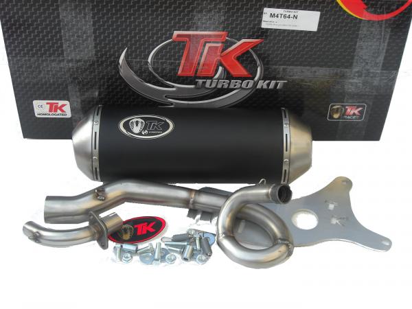 Auspuff Turbo Kit GMax Sport Aprilia Derbi Piaggio Leader 125 150 4T