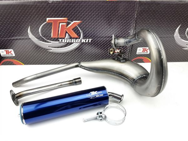 Turbo Kit Bufanda R Sport Auspuff Aprilia Derbi Gilera D50B0 EBS/EBE