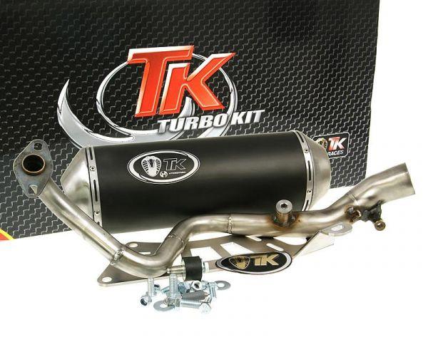 Auspuff Turbo Kit GMax Sport Honda Pantheon S-Wing FES 125i 150i JF12