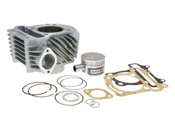Zylinder 125ccm NARAKU HONGZHOU VANGUARD Massimo Longbo GY6 AC 4 Takt