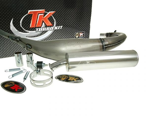 Auspuff Turbo Kit Road R Sport Rieju RS2 RS 2 50 AM6 H10078