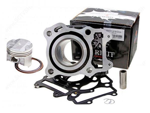 Zylinder 125ccm ALU Suzuki Burgman 125 UH125 4T LC 02 03 04 05 06