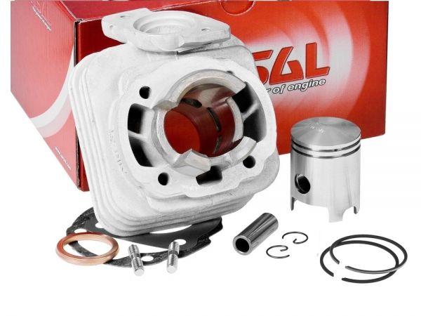Airsal Sport ALU 50ccm Zylinder Daelim Honda Kymco SYM 50 stehend AC