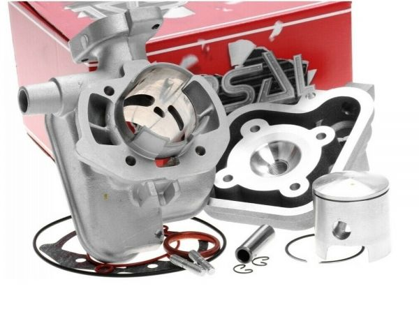 Airsal ALU Sport 70ccm Zylinder Peugeot C-TECH Ludix Speedfight 3 4 50