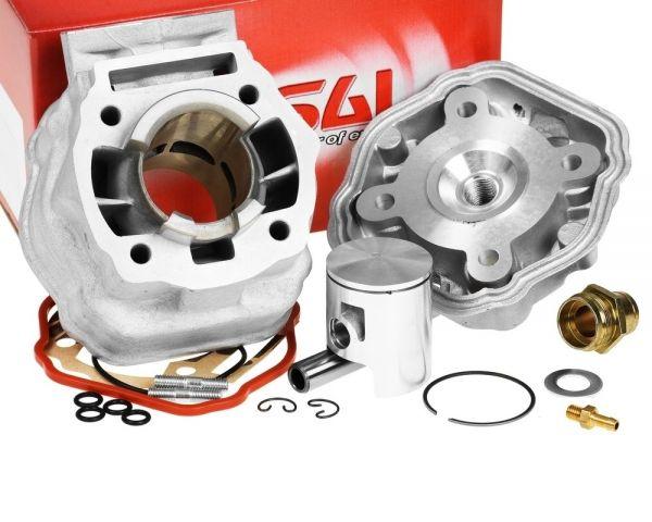 Airsal ALU 50ccm Sport Zylinder Aprilia RS RX SX Derbi GPR Senda D50B0