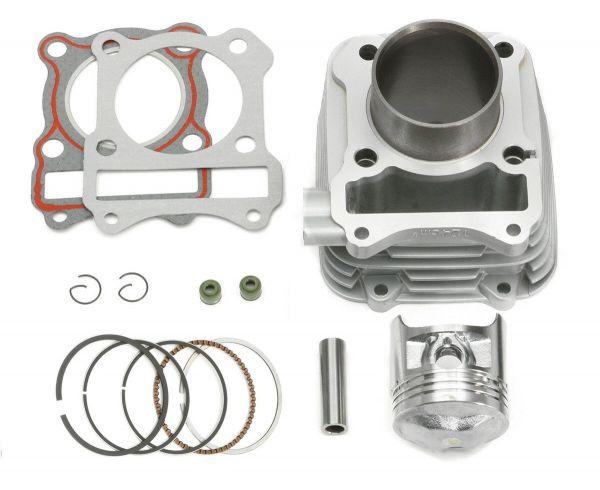 Zylinder 125ccm Sport 57mm Suzuki EN125 GS125 GN125 GZ DR TU 125 4T AC