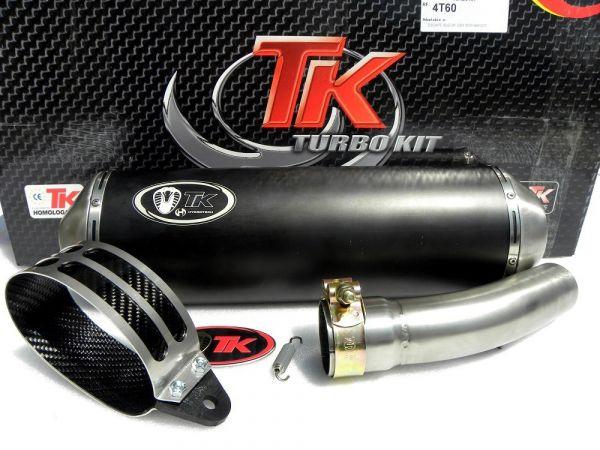 Turbo Kit Road GC Oval Sport Auspuff Suzuki GSX 650F Bandit 650 08-09