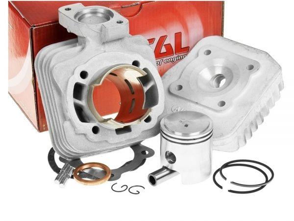 Airsal Alu Sport 70ccm Zylinder Peugeot Elystar Speedfight AC 2T 50