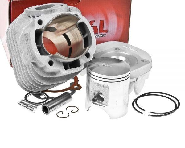 Airsal Alu 117ccm Zylinder Aprilia Benelli Yamaha Minarelli 100 2T AC