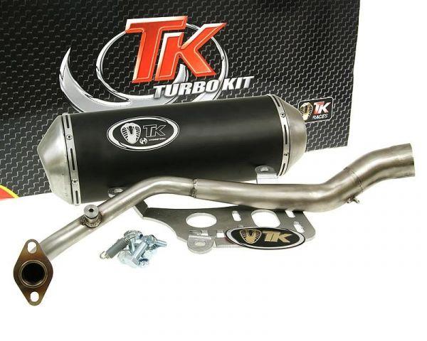 Turbo Kit GMax Sport Maxi Scooter Auspuff Kymco Downtown 125 125i AC