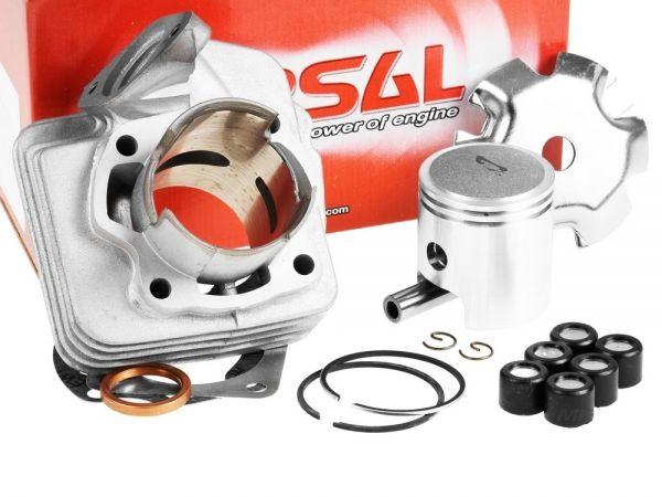 Airsal ALU Sport 70ccm Zylinder HONDA VISION PEUGEOT RAPIDO 50 AC 2T