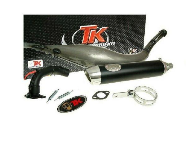 Turbo Kit Quad / ATV Sport Auspuff Kymco Kwang Yang MXer 50 2T AC