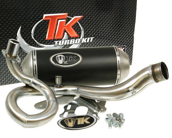 Auspuff Turbokit GMax Sport Vaspa S LX 125 125i 150 150i 4T AC Leader