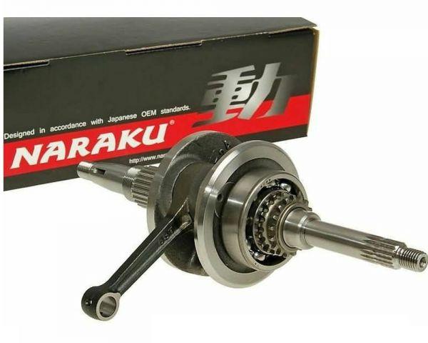 Kurbelwelle MBK Booster X Ovetto Yamaha Giggle Neos Vino 50 4 Takt 4T
