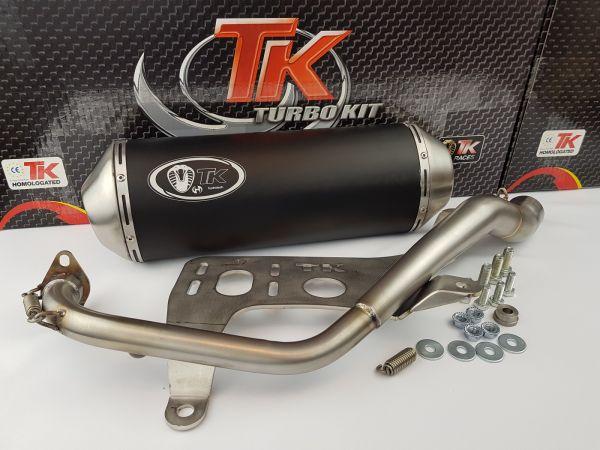 Turbo Kit GMax Sport Auspuff Kymco K-XCT 125i 125 KXCT 4T ab 2013