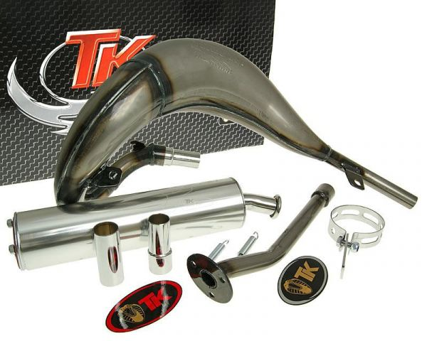 Auspuff Turbo Kit Bufanda R Sport Beta RK6 AM6 50 H10513 Auspuffanlage