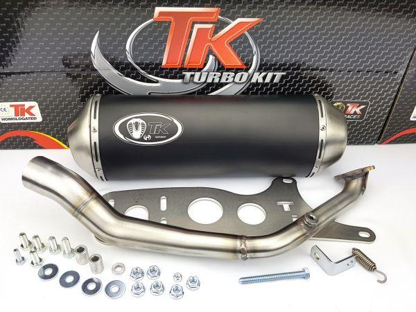 Turbo Kit TK GMax Sport Auspuff Kymco Agility MMC One Movie XL 125